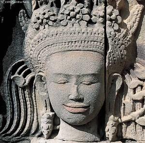 Aspara, Angkor