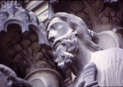 Chartres Sculpture
