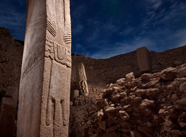 Here is another from Gobekli Tepe showing there was a connection with France..