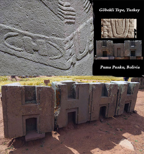 Ancient connections between Göbekli Tepe and Peru