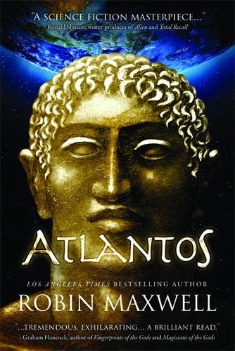 Atlantos, by Robin Maxwell