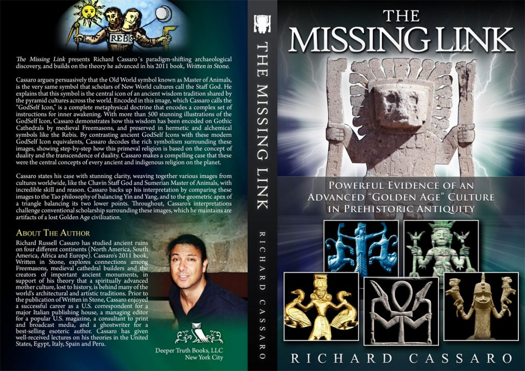 The Missing Link, Richard Cassaro
