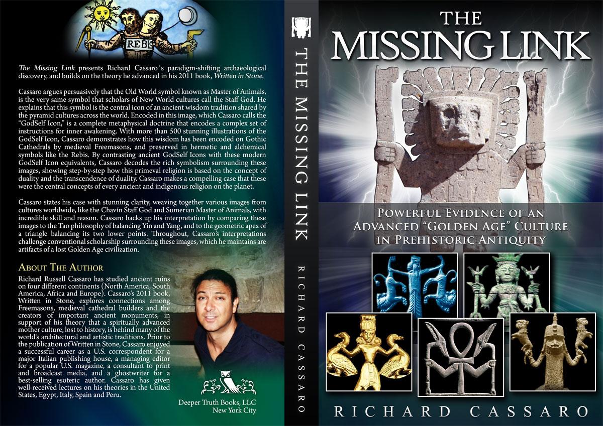 The Missing Link, Richard Cassaro