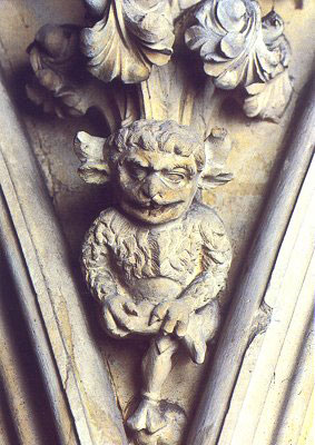 The Demon Guardian Lincoln Imp ©Green