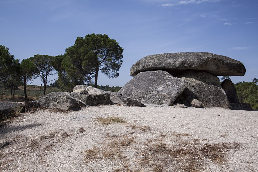 """The Dolmen of the Orca is majestic in its shape and energy"", says the author, 'I am here and I will open your channels so you can connect with the universe', is what it seemed to say."""