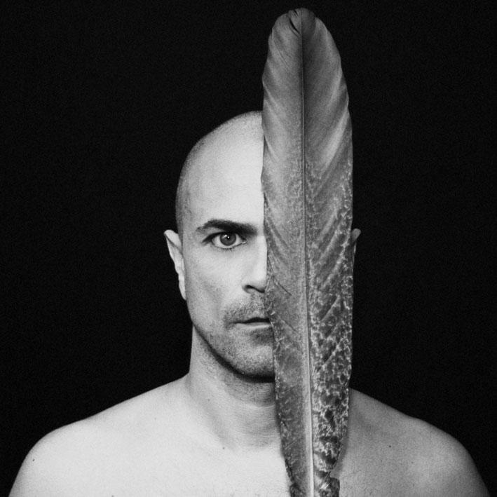 Oneness Feather. ©GBénard