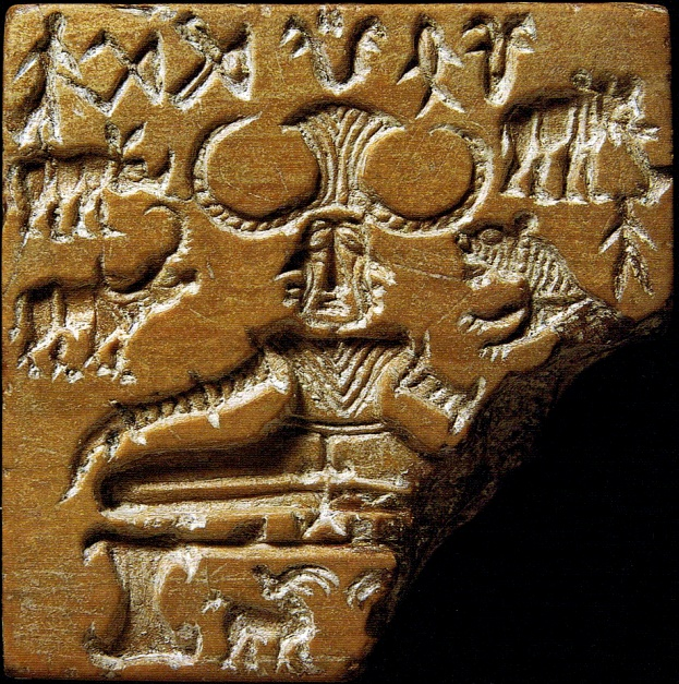 Olmec Yogis with Hindu Beliefs: Did They Migrate from