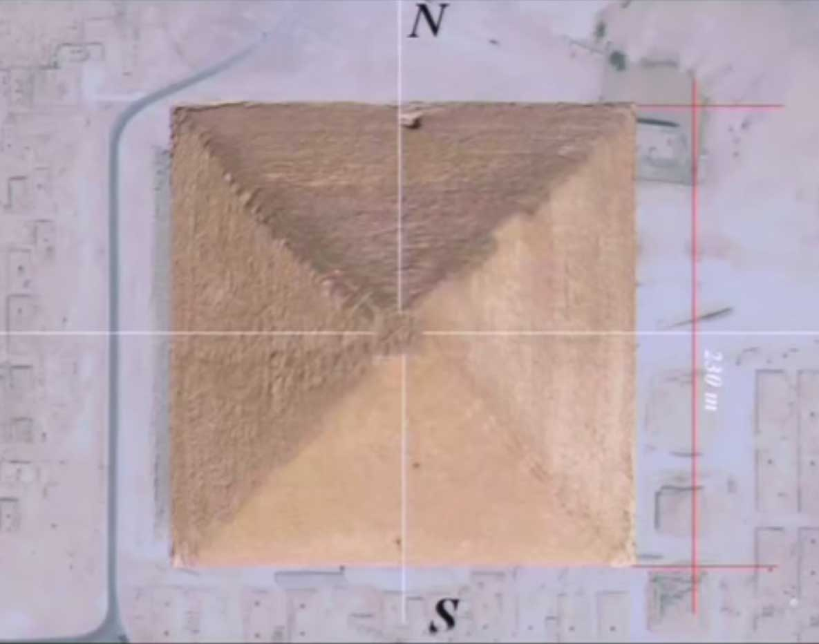 Mooring Pyramid